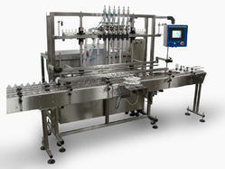 Servo Liquid Filling Machine