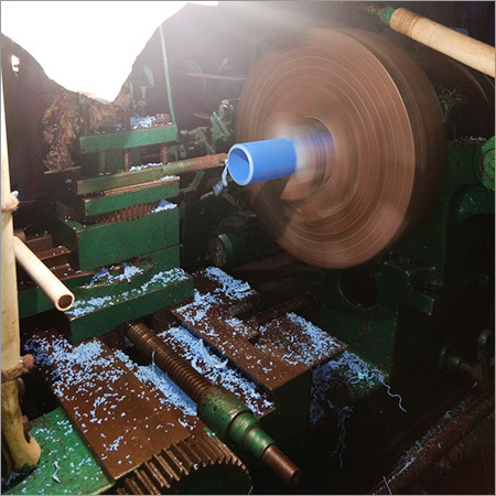 PVC Pipe Threading