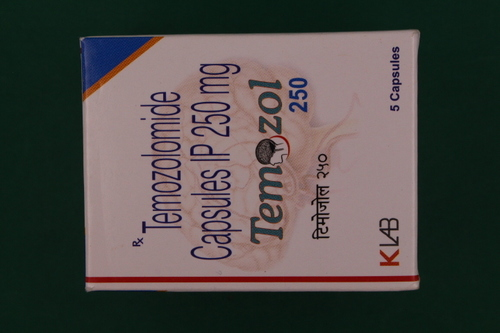 Temozolomide Capsule 250