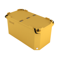 Insulated Pallet Containers 1250 L