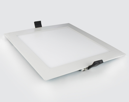 Edge Lit Square LED Panel Light