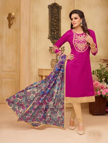 Designer Un-stitched Salwar Suits