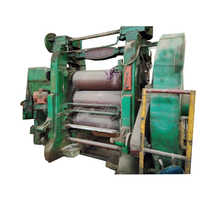 Three Roll Rubber Calender Machine