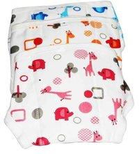 Washable diapers 3 pcs  SS