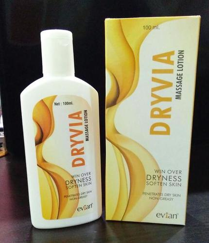 Massage Lotion For Dry Skin