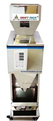 Mini Power & Granule Filler Machine