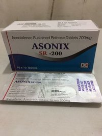 Asonix-SR 200 Tablet