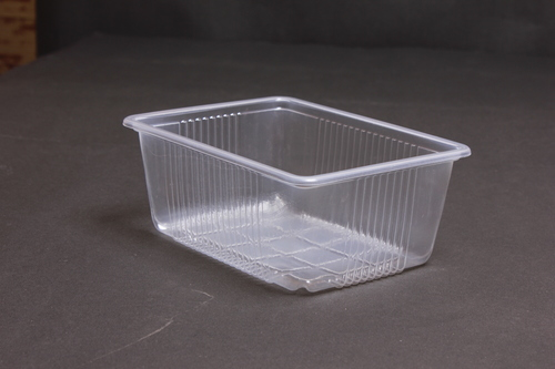 1250 ML Plastic Tray