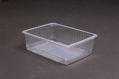 750 ML Plastic Tray