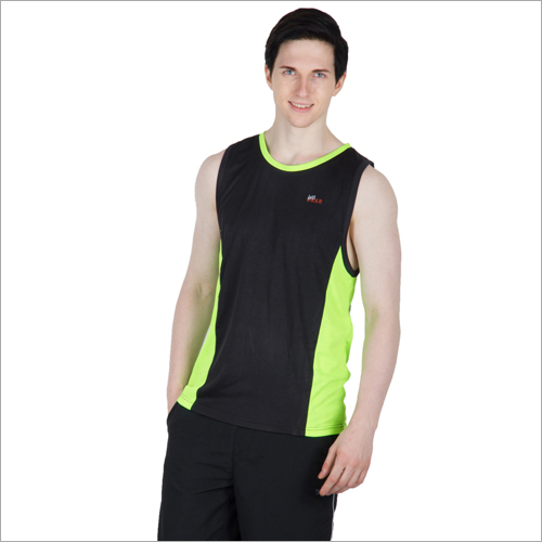 Mens Sleeveless Sports T-Shirt