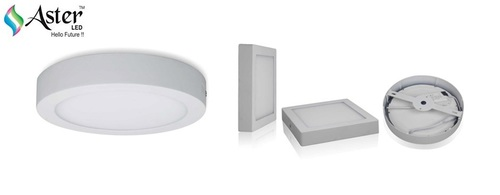 LED Surface Light Round And Square