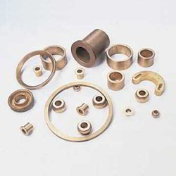 Bronze Bushing and washer