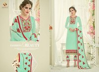 WEDDING WEAR HEAVY EMBROIDARY WORK SUITS