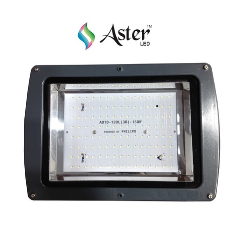 LED Flood Light Luminaries