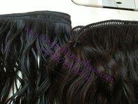 Weft Stitching Hair
