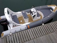 6.2M Rib Boat