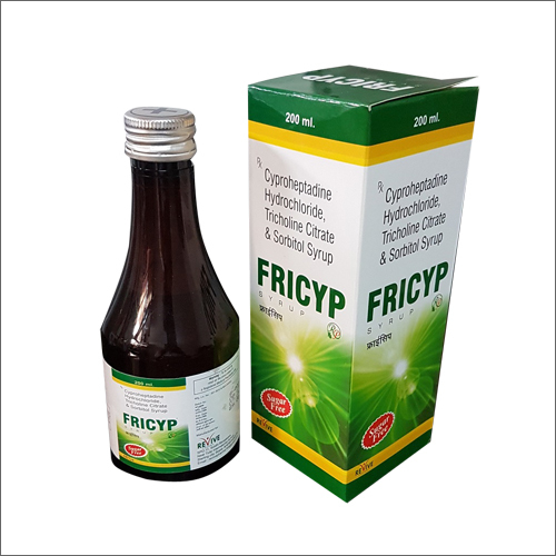Fricyp Syrup