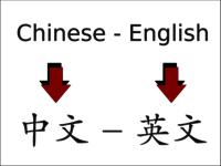 Translators for Chinese