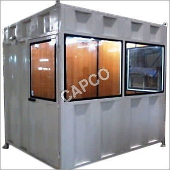 Batching Plant Cabin