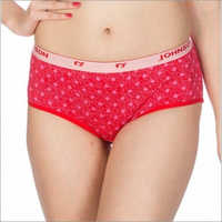 Johnson Women's Printed Dolly Panties Pack of 3