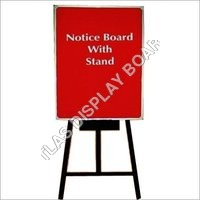 Notice Board With Stand