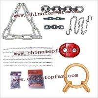 Steel chain, fishing chain,mining Grade 80 chain,lashing chain