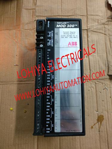 ABB TAYLOR MOD 300 (6230BP10710,6231BP10910)