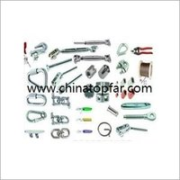Marine wire rope sling,shackle,thimble and wire rope clip