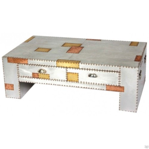 Patch Design Aviation 2 Drawer Coffee Table