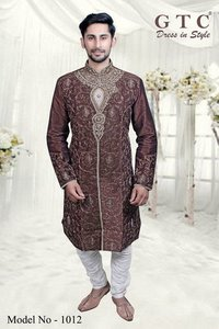 Mens Heavy Emriodery Work Kurta
