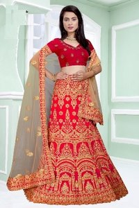 Traditional Lehenga Choli