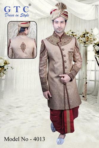 Mens Designer Indo Western Sherwani