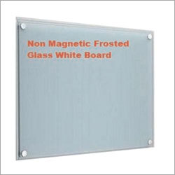 Non Magnetic Glass Board