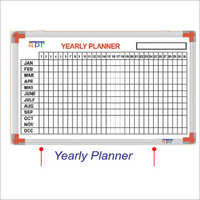 Yearly Planner Board