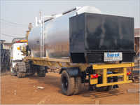 Bitumen Storage Tanks