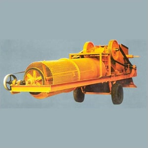 Mobile And Skid Mounted Portable Crushing Plant