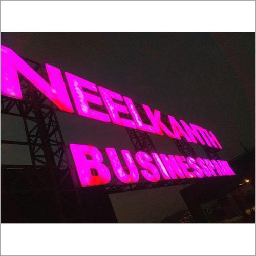 Industrial LED Signages
