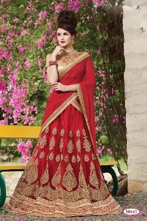 Designer Bridal Wear Lehenga
