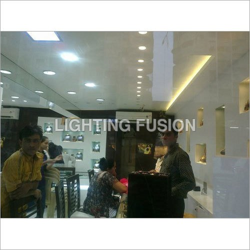 Jewelry Showroom LED Light