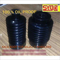 Three Wheeler Rubber Axle Boot