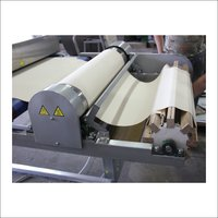 Equipment for phyllo dough production