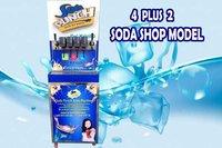 4+2 Soda Machine