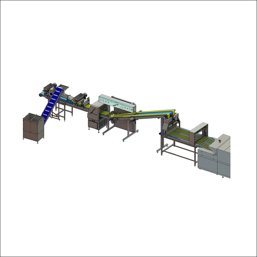 Equipment for grissini and taralli production