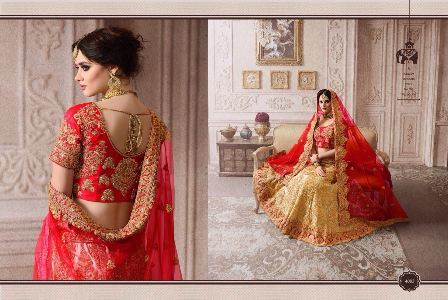 Ladies Heavy Designed Bridal Lehenga Choli