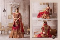Bridal Wear Heavy Designed Lehenga Choli