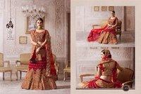 Bridal Wear Heavy Designed Lehenga Choli