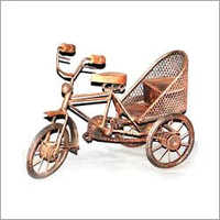 Brass Tricycle