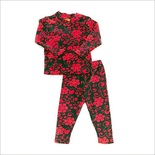 Full Sleeves Kids Night Suits