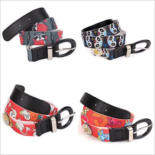 Kids Printed Belts