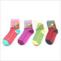 Kids Printed Socks